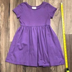 Hanna Andersson Bright Kids Basics Girl's Dress